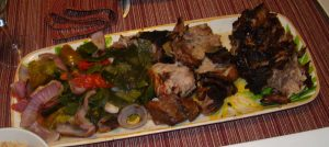 Pork Roast with Peppers
